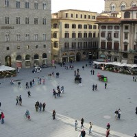 """Piazza della Signoria"" by Samuli Lintula - Own work. Licensed under CC BY 2.5 via Wikimedia Commons"